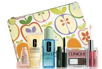 These are cosmetics products you will get as a bonus gift