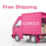 Code for free Clinique shipping