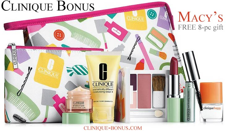 Clinique gift with purchase macys