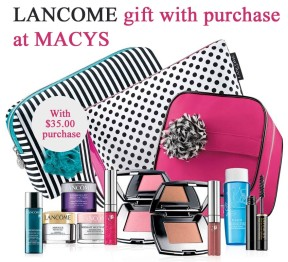 The next Spring Clinique Bonus at Macy's is from March 26 – while supplies last. Vibrant patterns and cheery hues brought to you by Marimekko. A free gift with any $28 Clinique purchase. You will get the choice of what color bag: Marimekko bag choice: either a Green or Pink Bag.
