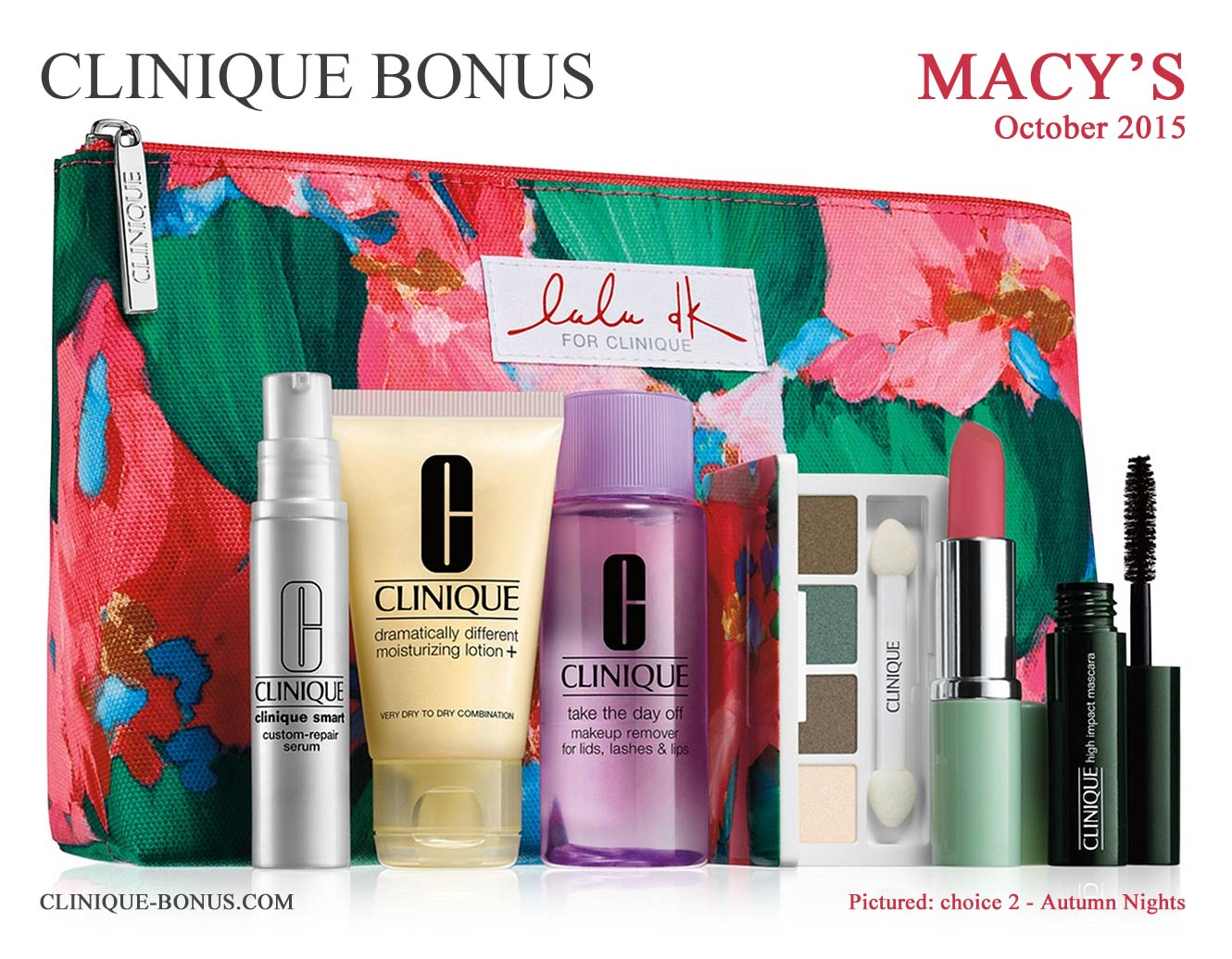 Clinique coupons at macy's