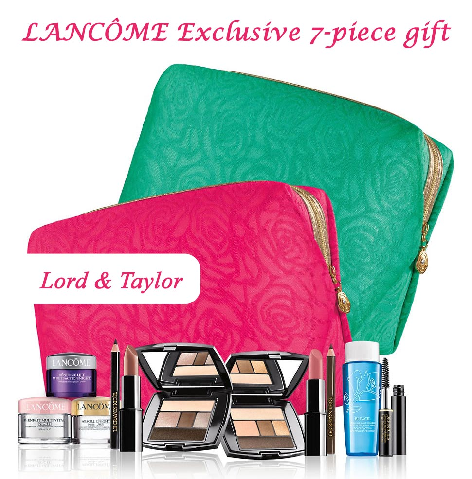 I purchased Lancome and a purchase with purchase. The whole order was listed as available and no indication of limited availability. Related: Lord And Taylor - Awful Customer Service 24 hrs later and after my expensive order +$ was charged and shipped i received notice that no the purchase with purchase gift was not available and canceled.