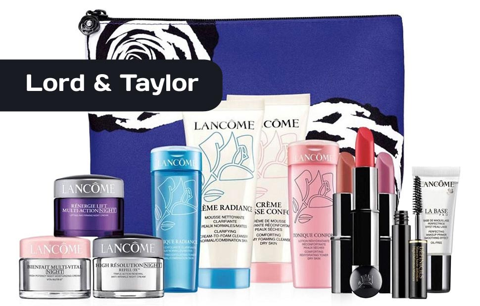 Estée Lauder | Free Gift with Purchase! | belk. Lord and Taylor ...