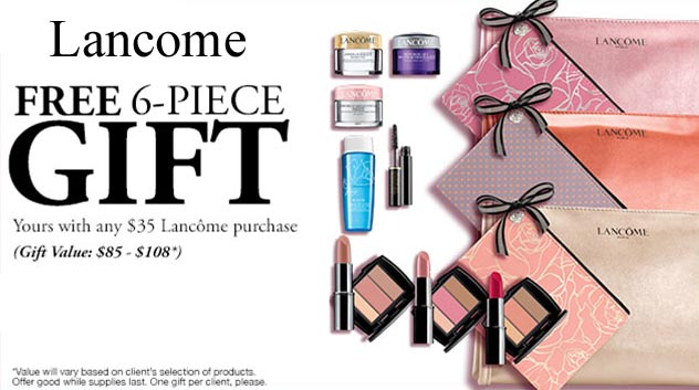 Dillards Makeup Gift With Purchase - Mugeek Vidalondon