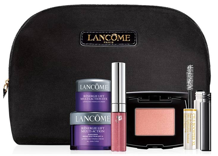 Lancome Gifts With Purchase In July 2017
