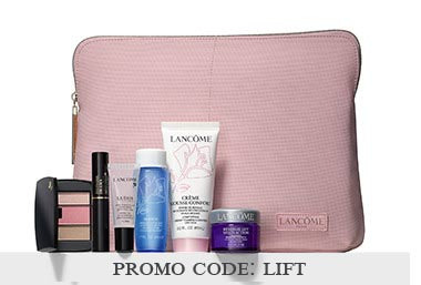 Discover French Beauty by Lancôme: makeup, skin care and fragrance.