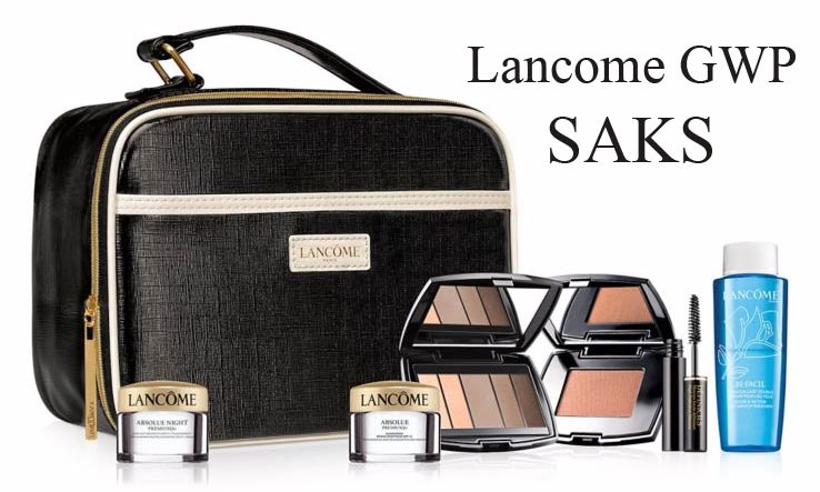 Lancome Gifts with Purchase in November 2017