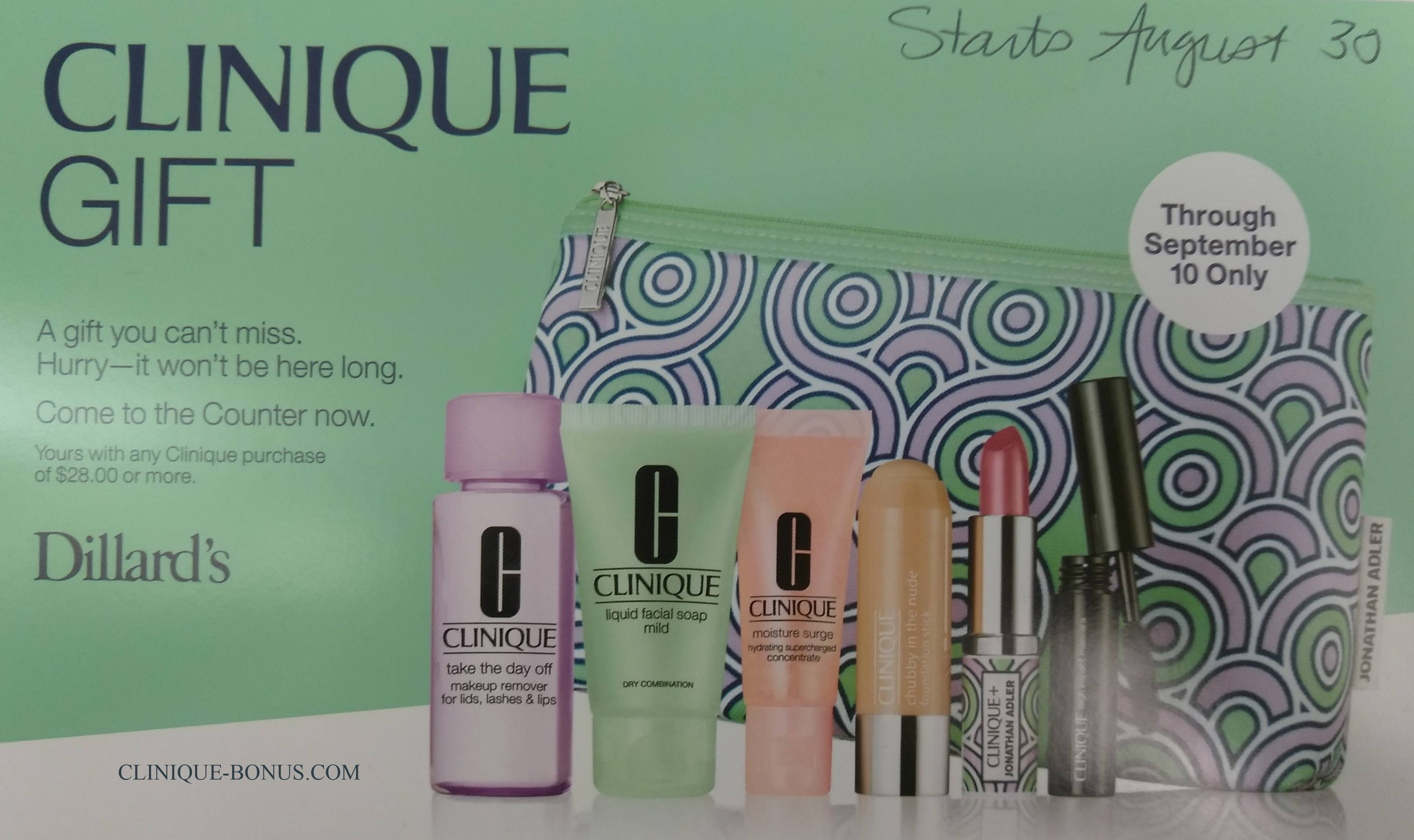 Dillards Makeup Gift With Purchase - Mugeek Vidalondon