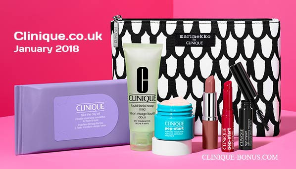 Free clinique three step skincare samples | gratisfaction uk.