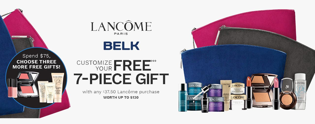 47decebc90f Extra Gifts Spend 75 Or More And Also Choose A Bonus Makeup Skincare Trio  While Supplies