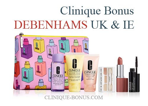 clinique bonus sverige