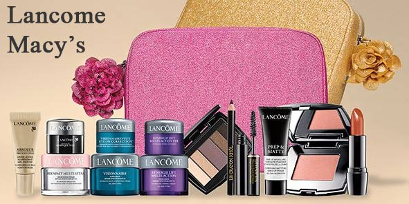 Bloomingdale S Lancome Gift With Purchase June 2017 ...