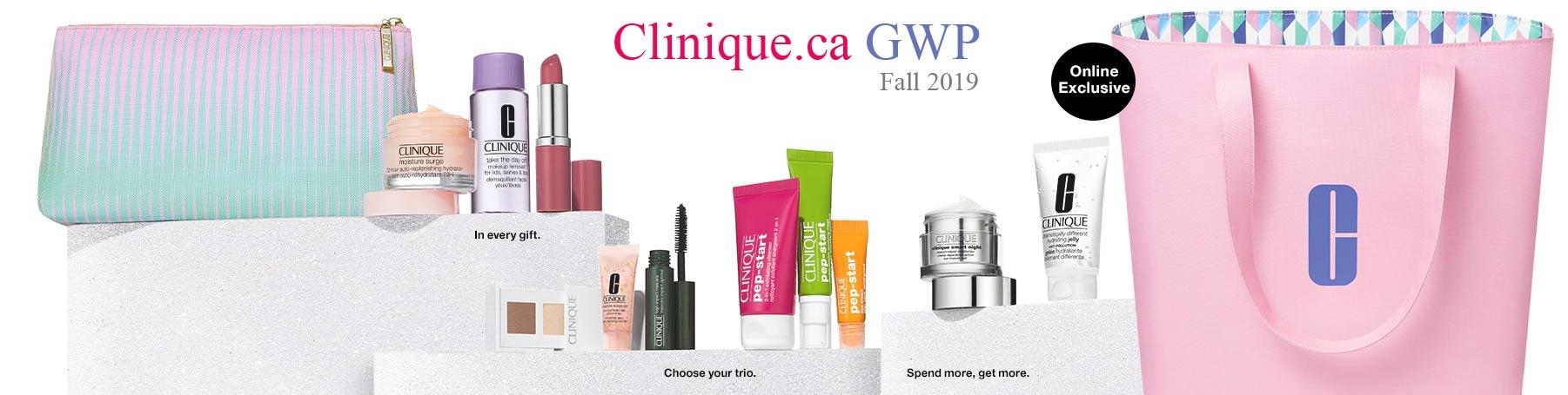 Clinique Bonus Times In Canada 2020 2021