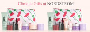 clinique gifts at Nordstrom in May 2020