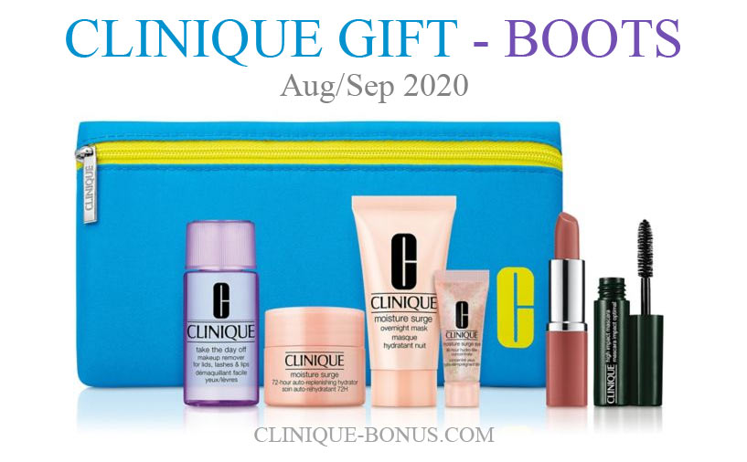 Clinique Bonuses In The Uk And Ie